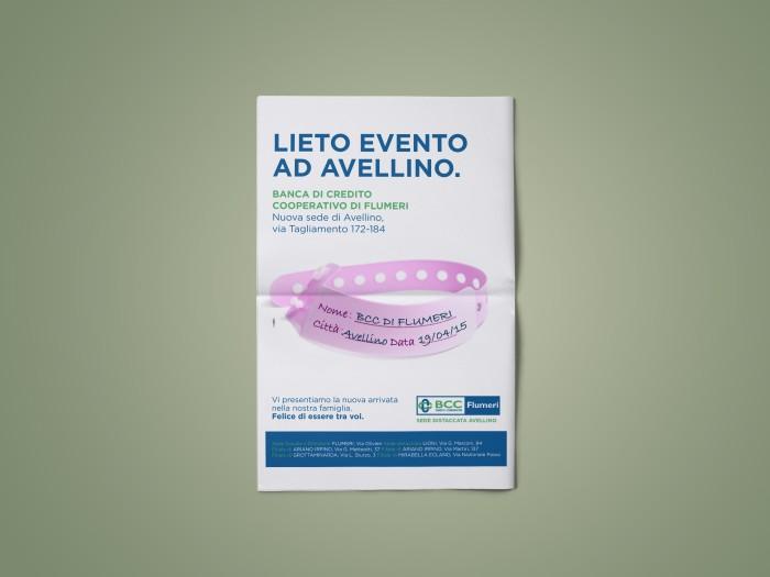 BCC di Flumeri – Lieto evento ad Avellino
